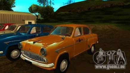Moskvich 403-Taxi für GTA San Andreas