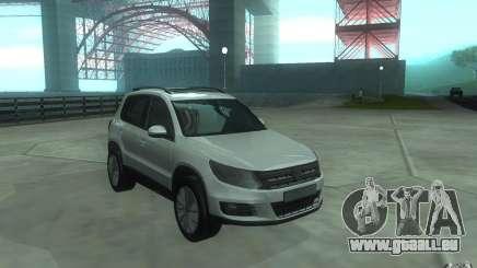 Volkswagen Tiguan 2012 pour GTA San Andreas