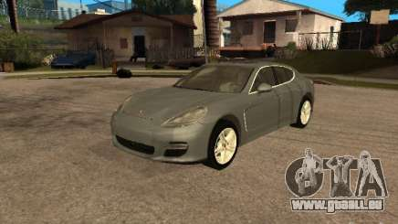 Porsche Panamera Turbo 2010 für GTA San Andreas
