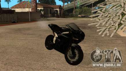 Ducati RS09 für GTA San Andreas