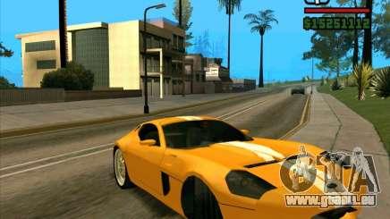Shelby GR-1 für GTA San Andreas