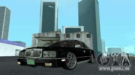 Nissan President JS für GTA San Andreas