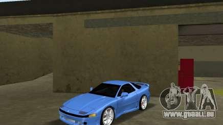 Mitsubishi 3000 GT 1993 für GTA Vice City