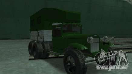 GAZ-AAA für GTA San Andreas