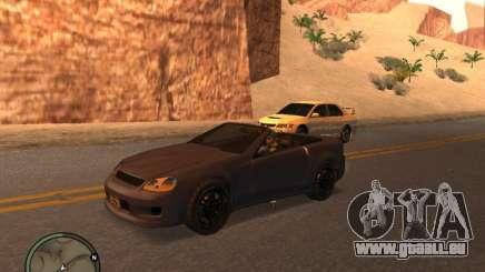Feltzer von GTA 4 für GTA San Andreas