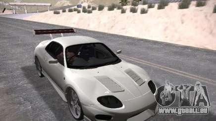Mitsubishi FTO GP Veilside pour GTA San Andreas