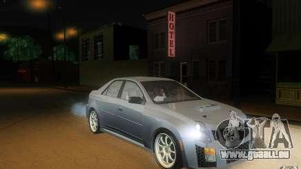 Cadillac CTS-V für GTA San Andreas