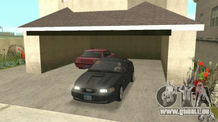 Ford Mustang GT 1999 (3.8 L 190 hp V6) pour GTA San Andreas
