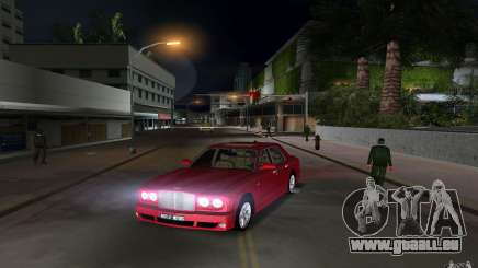 Bentley Arnage T 2005 für GTA Vice City