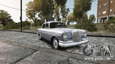 Mercedes-Benz W111 pour GTA 4