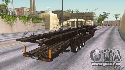 Le camion-remorque pour GTA San Andreas