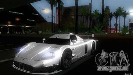 Maserati MC12 GT1 pour GTA San Andreas
