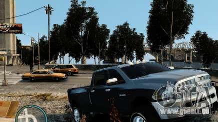 Dodge Ram 3500 Stock für GTA 4