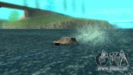 Admiral Boat für GTA San Andreas