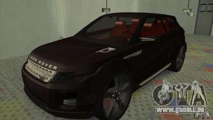 Land Rover LRX pour GTA San Andreas