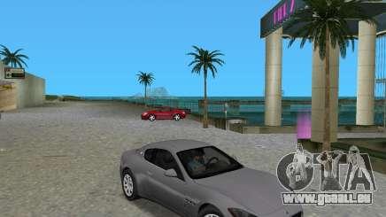 Maserati  GranTurismo für GTA Vice City