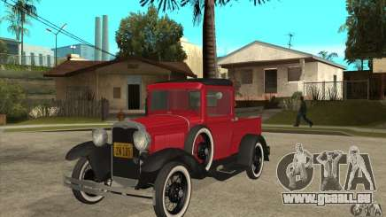 Ford Model A Pickup 1930 pour GTA San Andreas