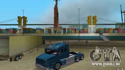 Scania T164 pour GTA Vice City