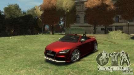 Audi TT RS Roadster für GTA 4