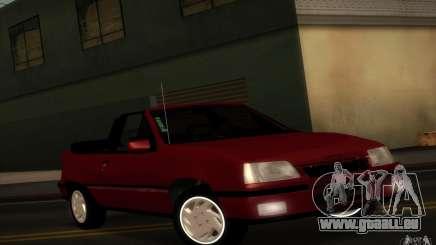 Chevrolet Kadett GSI Cabrio pour GTA San Andreas