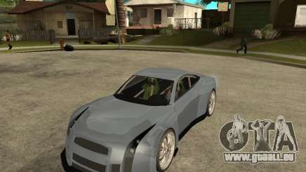 Nissan Skyline GT-R35 proto tuned pour GTA San Andreas