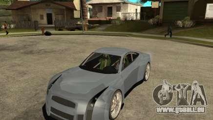 Nissan Skyline GT-R35 proto tuned für GTA San Andreas