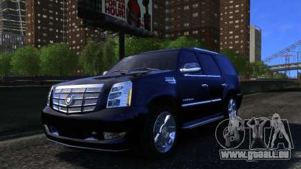 Cadillac Escalade v3 pour GTA 4