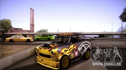 Trabant drag für GTA San Andreas