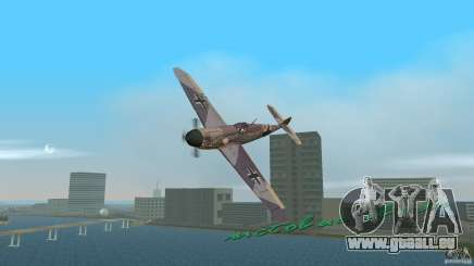 WW2 War Bomber für GTA Vice City