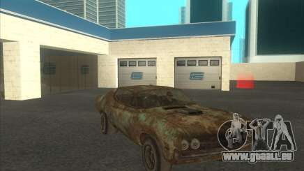 Ford Torino extreme rust 1970 für GTA San Andreas