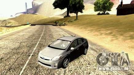 Toyota Prius Hybrid 2011 pour GTA San Andreas