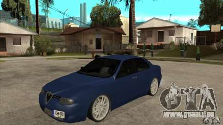 Alfa Romeo 156 Light Tune für GTA San Andreas