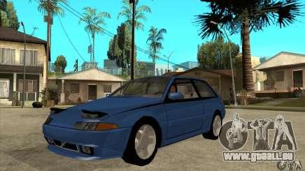 Volvo 480 Turbo pour GTA San Andreas