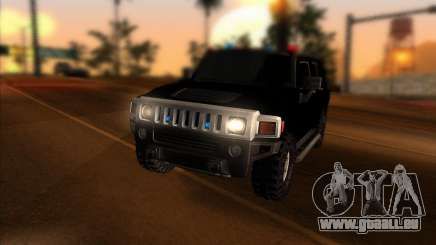 Hummer H3 pour GTA San Andreas