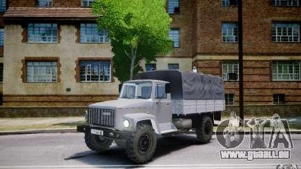 Gaz-3308 pour GTA 4