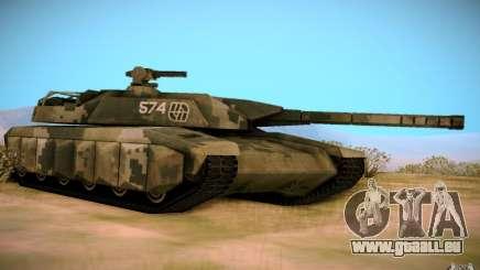 A-8 Tiger pour GTA San Andreas