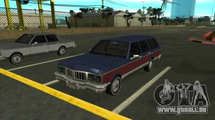 New Regina für GTA San Andreas