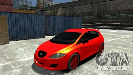 Seat Leon Cupra Light Tuning pour GTA 4