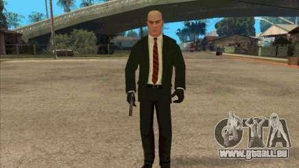Hitman: Codename 47 pour GTA San Andreas