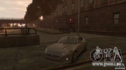 Jaguar XK-R pour GTA 4