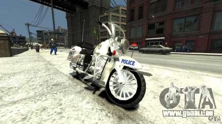 Police Bike für GTA 4