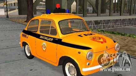 Police soviétique ZAZ-965 pour GTA San Andreas