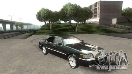 Lincoln Town car sedan für GTA San Andreas