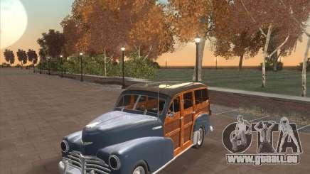 Chevrolet Fleetmaster 1948 pour GTA San Andreas