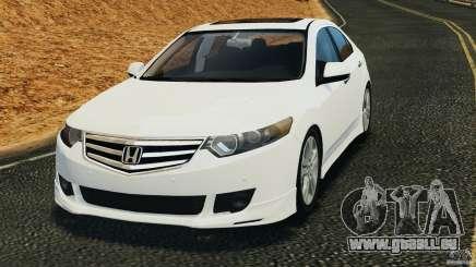 Honda Accord Type S 2008 pour GTA 4