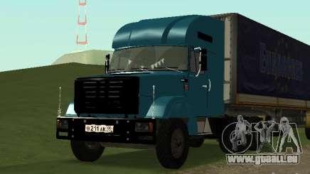 ZIL 133 für GTA San Andreas
