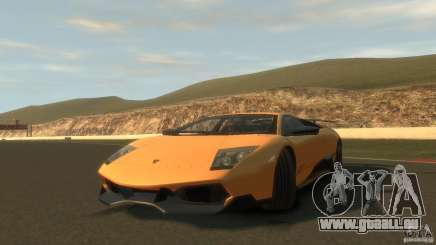 Lamborghini Murcielago VS LP 670 FINAL pour GTA 4