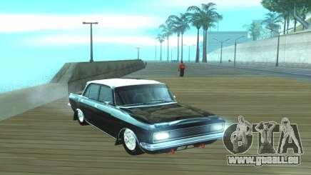 Moskvich 2140 Dragster für GTA San Andreas