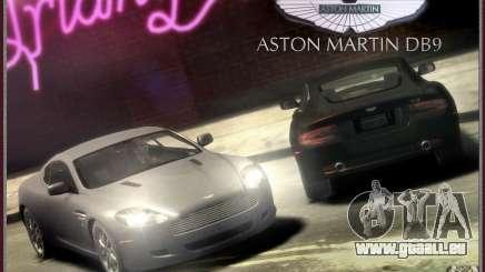 Aston Martin DB9 für GTA 4