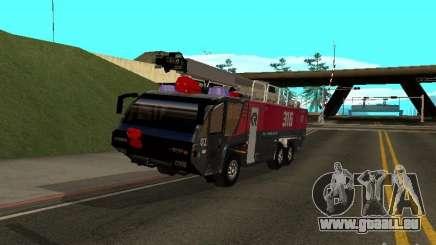 MAN Rosenbauer für GTA San Andreas